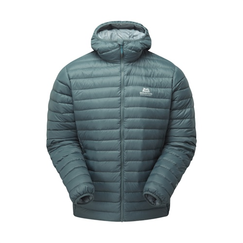 Bunda Mountain Equipment Arete Hooded Jacket | Moorland Slate L