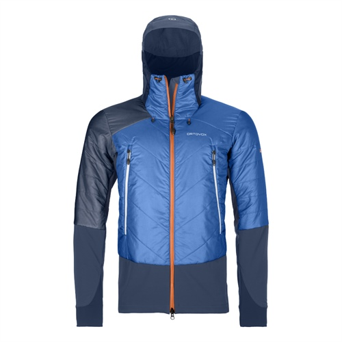 Bunda Ortovox Piz Palu Jacket | Safety Blue XL