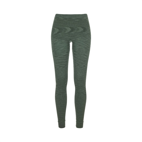 Termoprádlo Ortovox W's 230 Competition Long Pants | Green Isar Blend XS