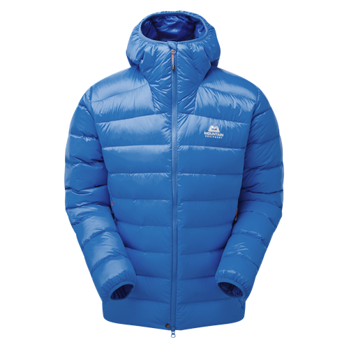OUTLET - Bunda Mountain Equipment Skyline Hooded Jacket | Azure M