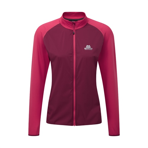 OUTLET - Bunda Mountain Equipment W's Trembler Jacket | Cranberry/Virtual Pink 12