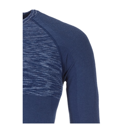 OUTLET - Termoprádlo Ortovox Merino Competition Long Sleeve | Black Raven L