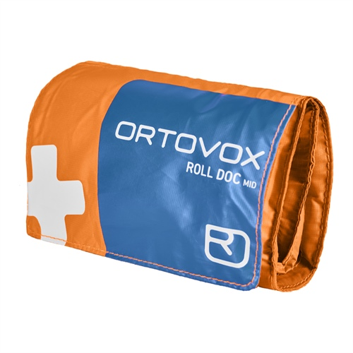 Lékárnička Ortovox First Aid Roll Doc Mid | Shocking Orange