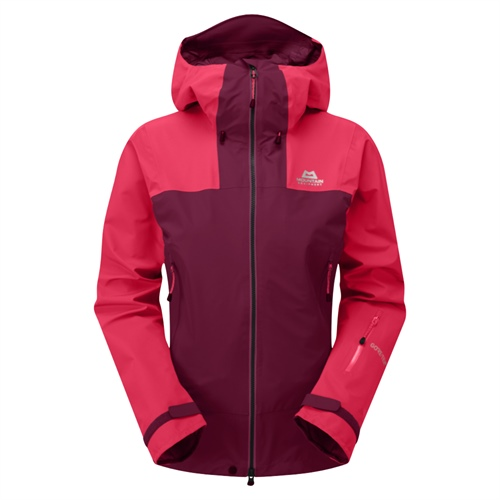 OUTLET - Bunda Mountain Equipment W's Havoc Jacket | Cranberry/Virtual Pink 12