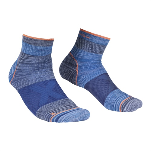 Ponožky Ortovox Alpinist Quarter Socks | dark grey 42/44