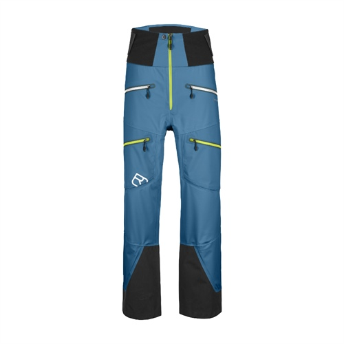 OUTLET - Kalhoty Ortovox Guardian Shell Pants | Blue Sea L