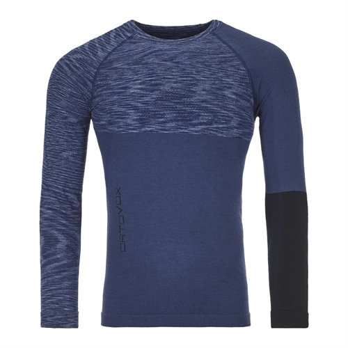 Termoprádlo Ortovox 230 Competition Long Sleeve | Night Blue Blend S
