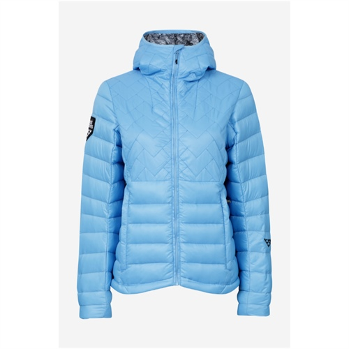 Bunda Black Crows W's Ventus Micro Puffer Down Jacket Light | Blue S 2018/2019