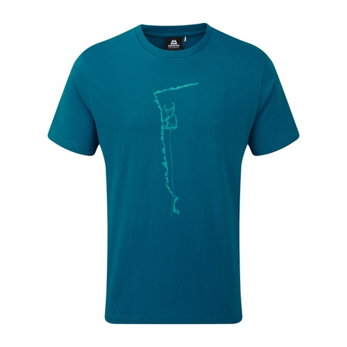 Tričko Mountain Equipment Yorik Tee | Ink Blue S