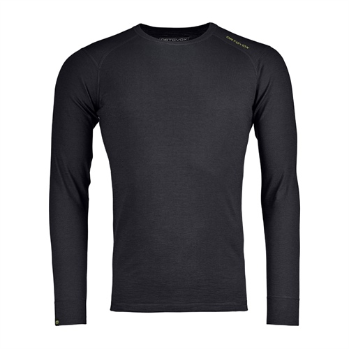 OUTLET - Termoprádlo Ortovox 145 Ultra Long Sleeve | black raven S