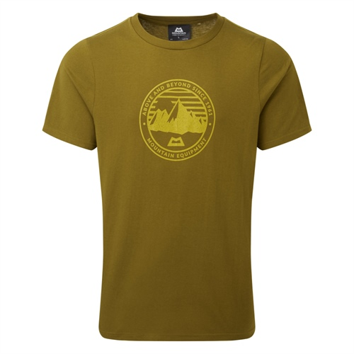 Tričko Mountain Equipment Roundel Tee | Fir Green L