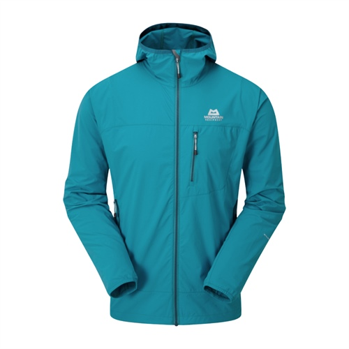 OUTLET - Bunda Mountain Equipment Echo Hooded Jacket | Tasman Blue M