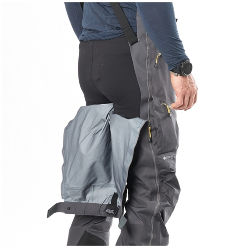 ZIMA - Kalhoty Mountain Equipment Quiver Pant | Anvil Grey S