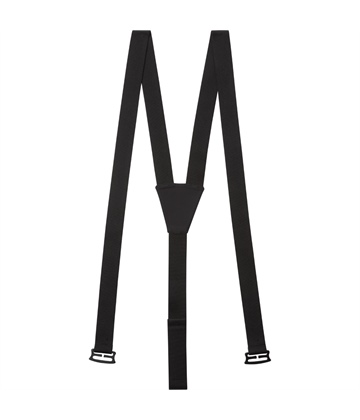 Doplnky Mountain Equipment Braces single back point | Black S/M