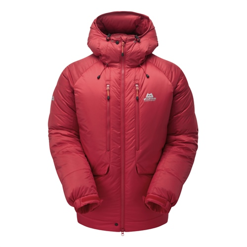 Bunda Mountain Equipment Expedition Jacket | Barbados Red L