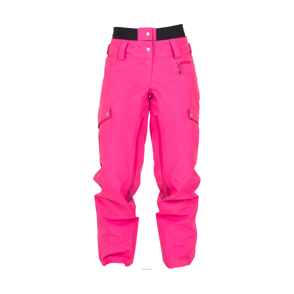OUTLET - kalhoty Black Crows W's Corpus Gore-Tex Pant  pink M 2015/2016