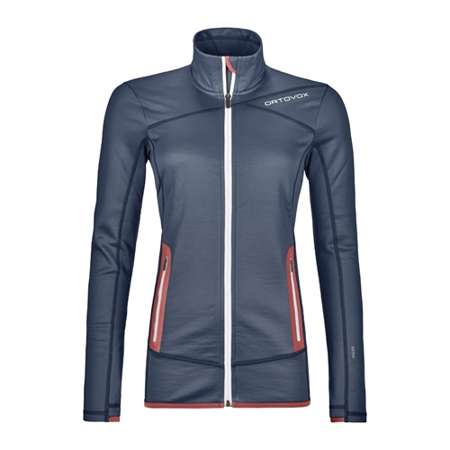 OUTLET - Fleece Ortovox W's Fleece Jacket | Night Blue XS