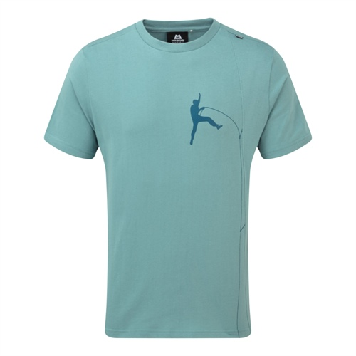 OUTLET - Tričko Mountain Equipment Portland Tee | Goblin Blue XL