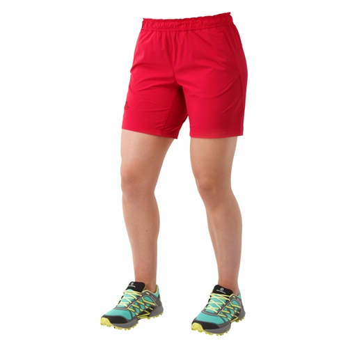 Kraťasy Mountain Equipment W's Comici Trail Short | Capsicum Red 8
