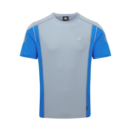 Tričko Mountain Equipment Ignis Tee | Nimbus/Light Ocean L
