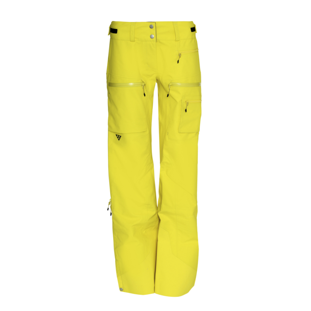 OUTLET - kalhoty Black Crows W's Ventus Gore-Tex Pant  yellow M 2016/2017