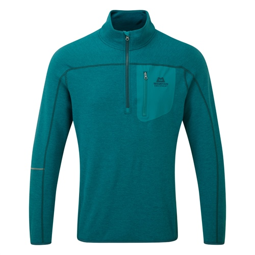 OUTLET - Fleece Mountain Equipment Integrity Zip-T | Tasman Blue M