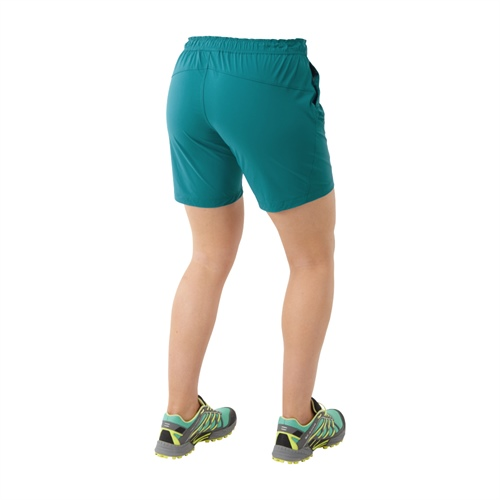 Kraťasy Mountain Equipment W's Comici Trail Short | Tasman Blue 10