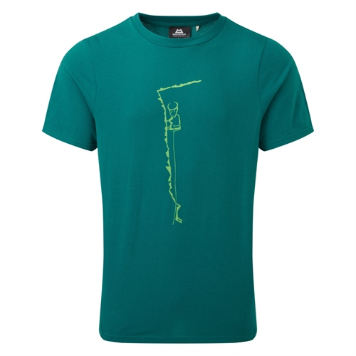 Tričko Mountain Equipment Yorik Tee | Spruce L