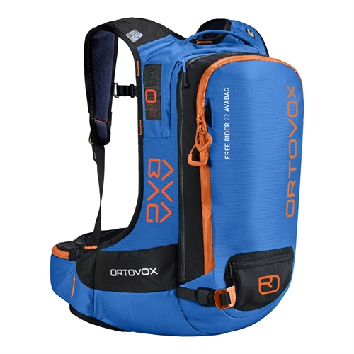 Batoh Ortovox Free Rider 22 Avabag | Safety Blue