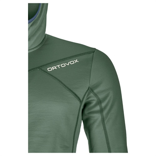 OUTLET - Fleece Ortovox Fleece Hoody | Yellowstone L