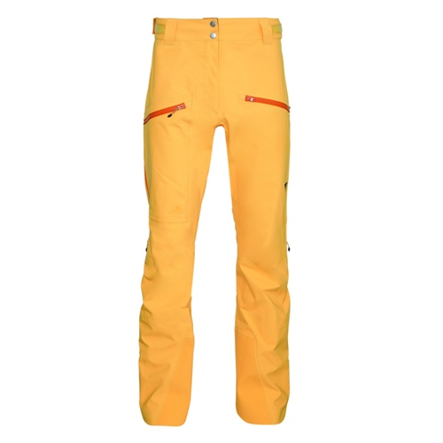 OUTLET - kalhoty Black Crows W's Ventus Gore-Tex Pant Light 3L | Light orange L 2017/2018