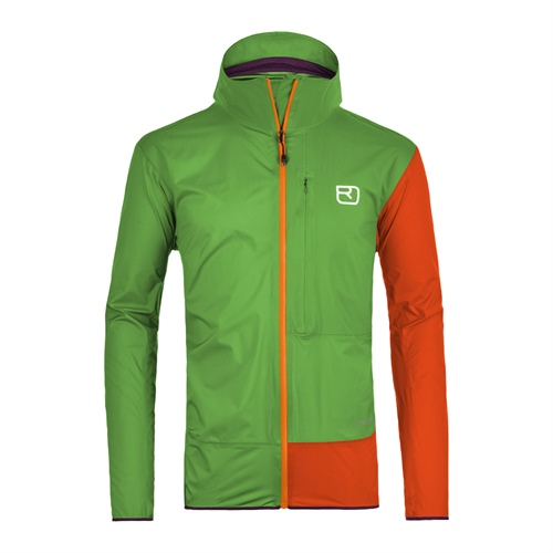 Bunda Ortovox Civetta Jacket | absolute green XL