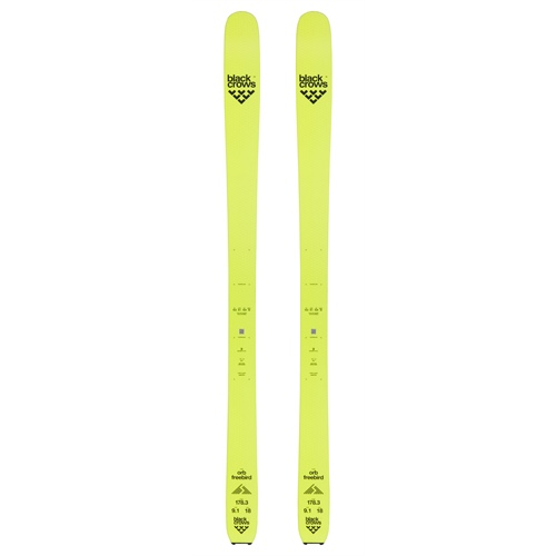 Lyže Black Crows Orb Freebird 166 Ski 2019/2020