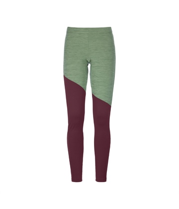 Fleece Ortovox W's Fleece Light Long Pants | Green Forest Blend XS