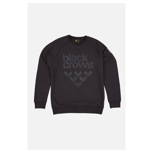 Svetr Black Crows Full Logo Sweatshirt | Black XS 2018/2019