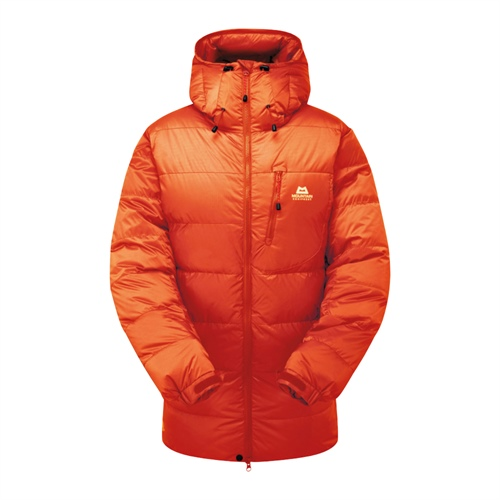 Bunda Mountain Equipment W's K7 Jacket | Cardinal Orange 10