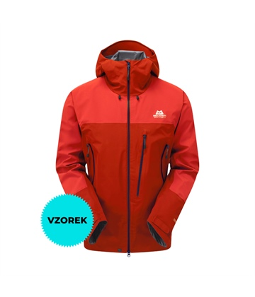 Lhotse jacket_Imperial_crimson red