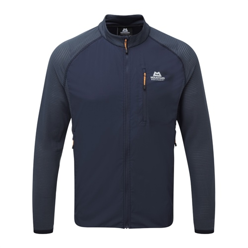 Fleece Mountain Equipment Trembler Jacket | Cosmos/Blue Nights M