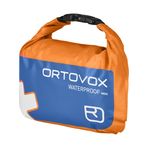 Lékárnička Ortovox First Aid Waterproof Mini | Shocking Orange