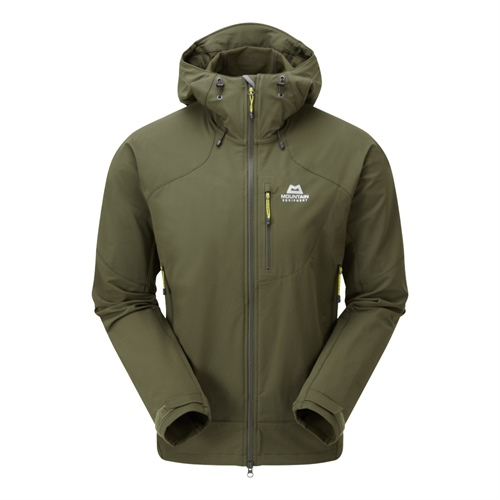 Bunda Mountain Equipment Frontier Hooded Jacket | Broadleaf XXL