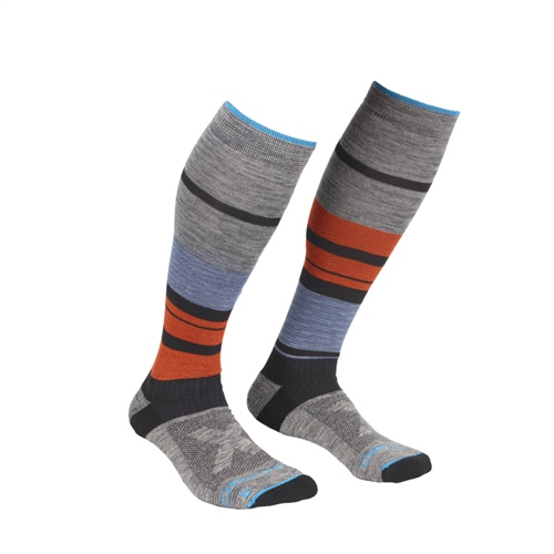 Ponožky Ortovox All Mountain Long Socks | Multicolour 42-44