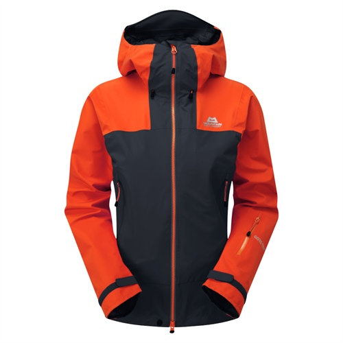 Bunda Mountain Equipment W's Havoc Jacket | Cosmos/Cardinal 10