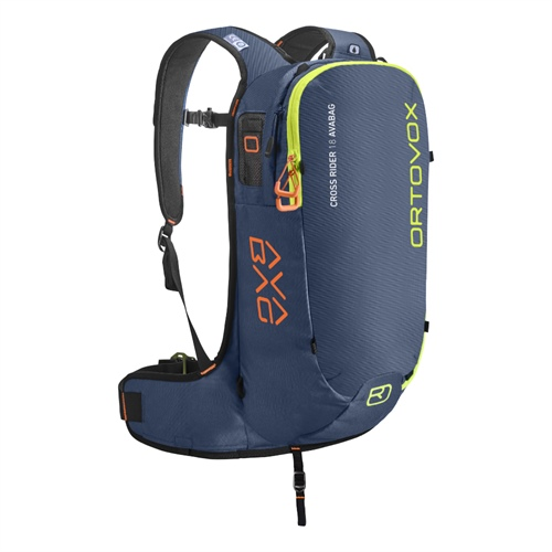 Batoh Ortovox Cross Rider 18 Avabag | Night Blue