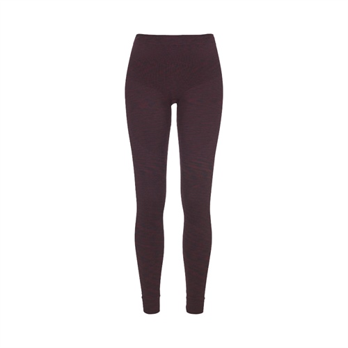Termoprádlo Ortovox W's 230 Competition Long Pants | Dark Wine Blend M
