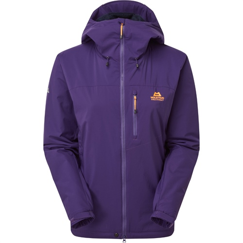 Bunda Mountain Equipment W's Kinesis Jacket | Tyrian Purple 16