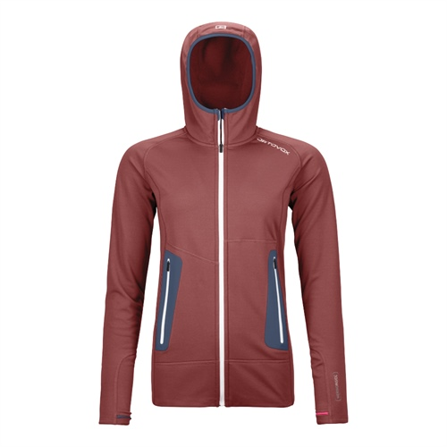 Fleece Ortovox W's Fleece Light Hoody | Blush XL