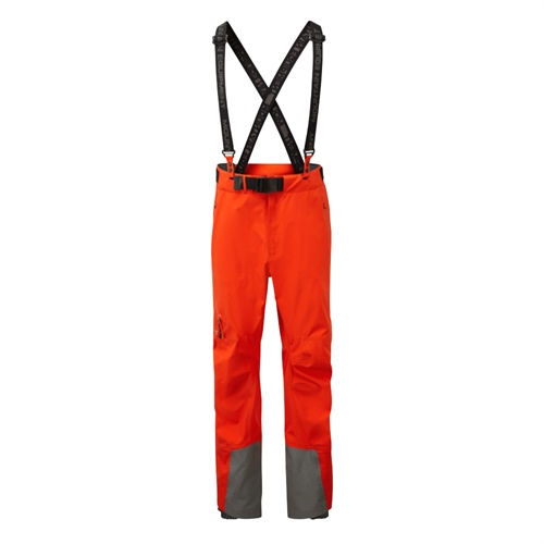 Kalhoty Mountain Equipment Diamir Pant | Cardinal Orange Reg-L