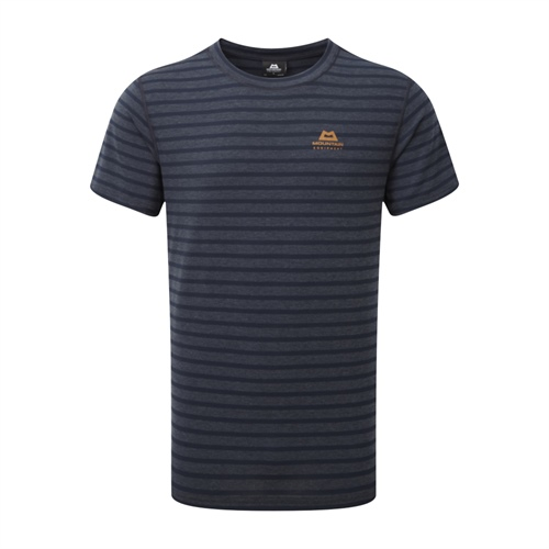 Tričko Mountain Equipment Groundup Tee | Cosmos stripe L