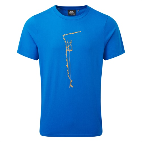 Tričko Mountain Equipment Yorik Tee | Azure M