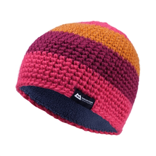 OUTLET - Čepice Mountain Equipment W's Flash Beanie | Vpink/Cranberry